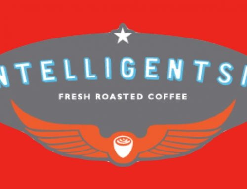 Now Serving Intelligentsia Coffee